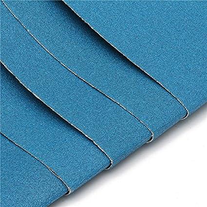 Letbo New 15cm x 120cm 80 Grit Premium Zirconia Sanding Belt Sandpaper Abrasive Strip