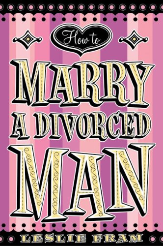 i want to marry a divorced woman