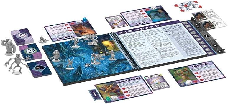 Edge Entertainment- Fábulas de Peluche - Español, Color (Edge Entertaiment España PH2200ES): Amazon.es: Juguetes y juegos