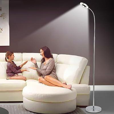 Salon Lampe Chambre Ugqzmpvs Pêche Télécommande Chevet De Led Lampadaire rBodxeC
