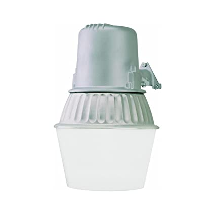 all pro al65fl 65w fluorescent safety and security dusk to dawn area