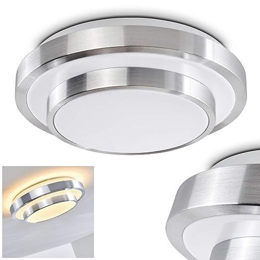 Lámpara de techo redonda Sora 1 x LED 12 W