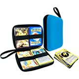 Magecraft Carrying PU Hard Case For Pokemon Trading Cards- Fits up to 180Cards