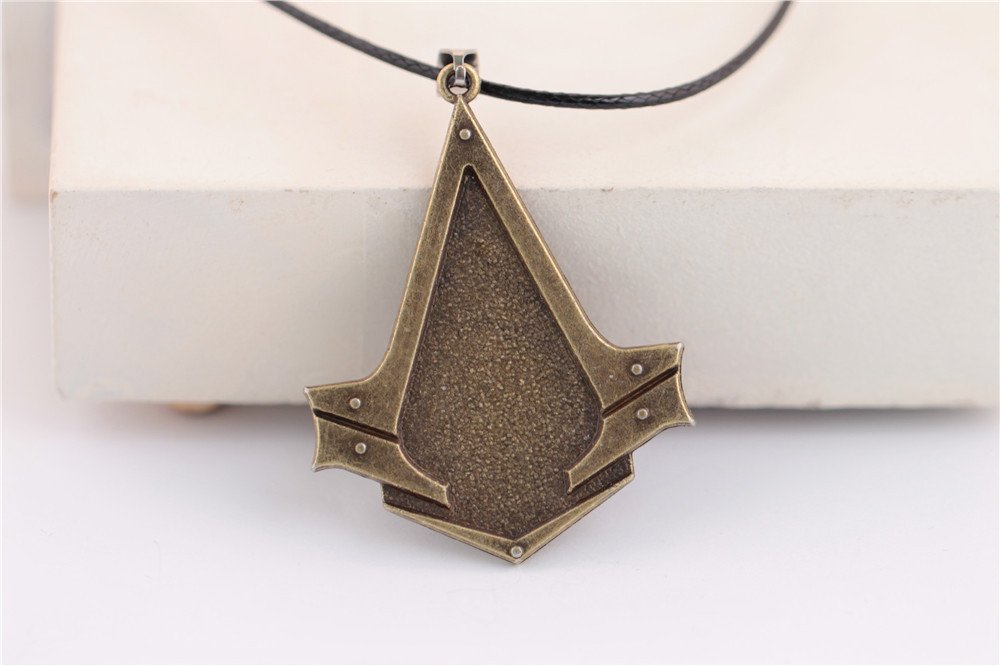 usongs Custom 'Assassin's Creed: Lawrence necklace pendant pendant