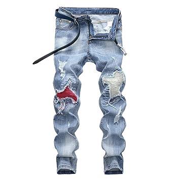 Pantalones casuales de los hombres pantalones Pantalones ...