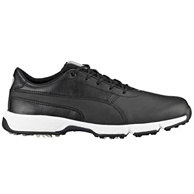 26160c4d453b PUMA Golf Men s Ignite Drive Black White Sneaker 8 D ...