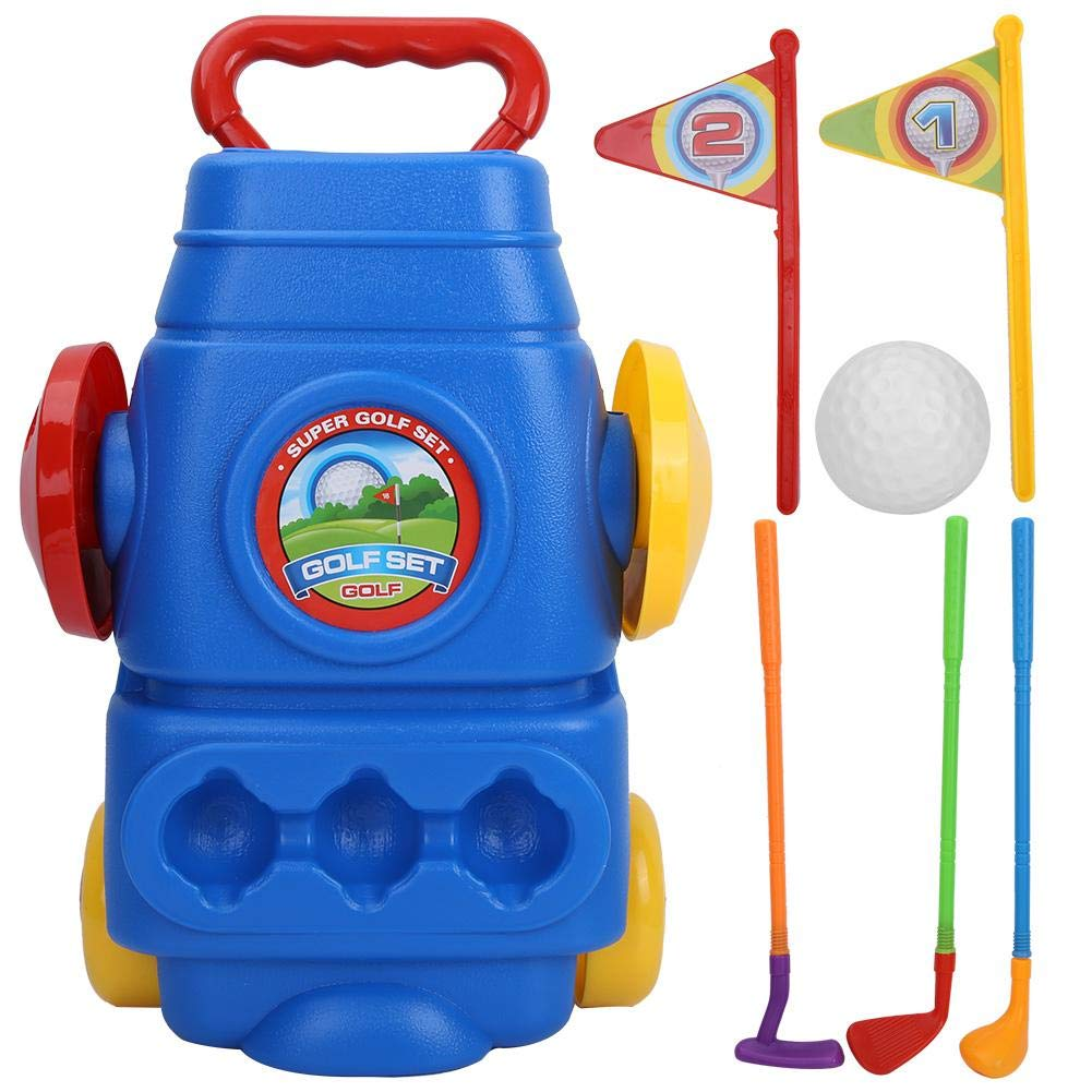 Juego de Juguetes de Golf para Niños Juguetes de Plástico ...