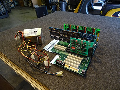PICMG PCI-14S Backplane Oregon Micro PCX-6 Das-4 RTD DG 48/72/96 I/O & 300W PSU from PICMG
