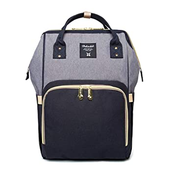 b6d5417f84f Amazon.com   Backpack Diaper Bag Baby Bag for Mom Dad