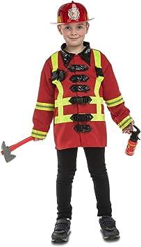 My Other Me Me-204140 Disfraz Yo quiero ser bombero, 5-7 años ...