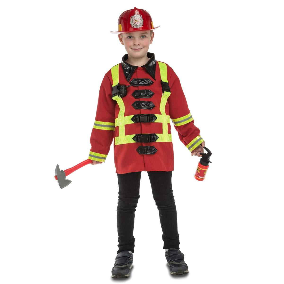 My Other Me Me-204139 Disfraz Yo quiero ser bombero, 3-5 años ...