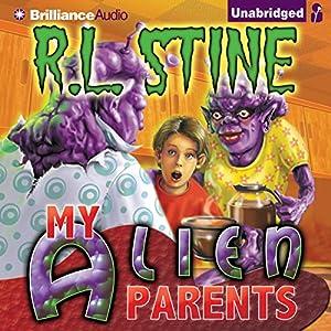 My Alien Parents Audiobook