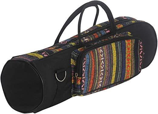 XuBa IN-58 - Bolsa para Trompeta (algodón Suave, Doble Cremallera): Amazon.es: Hogar