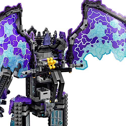 Nexo Knights the Stone Colossus of Ultimate Destruction 70356 785 pcs Building