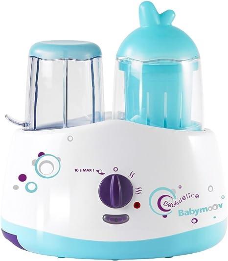 Babymoov A001009 Bebedelice - Robot de cocina para preparación de ...