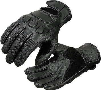 Bikers Gear Australia Limited Leder Roadster Classic Motorrad Handschuhe schwarz Gr/ö/ße XL