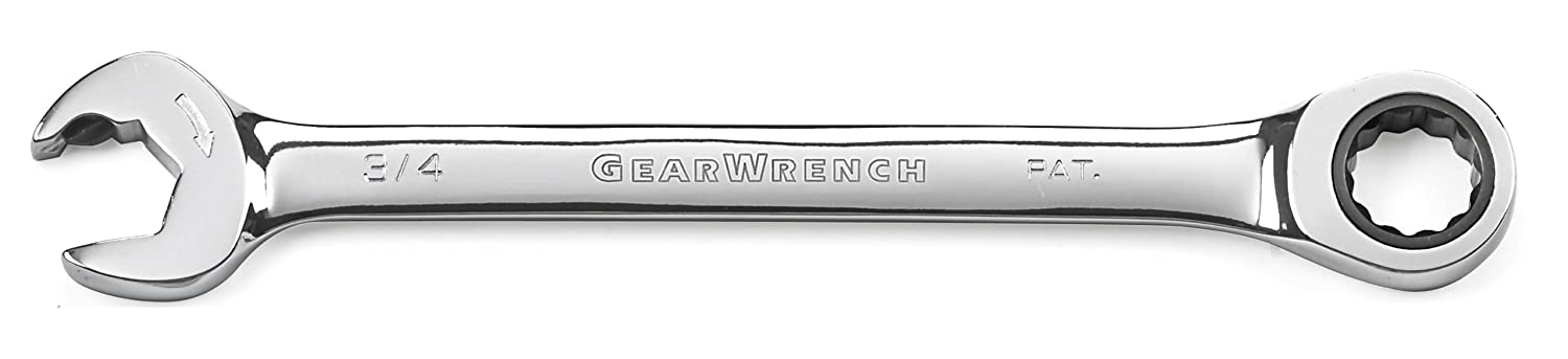 GEARWRENCH 85454 7//16-Inch Indexing Combination Wrench