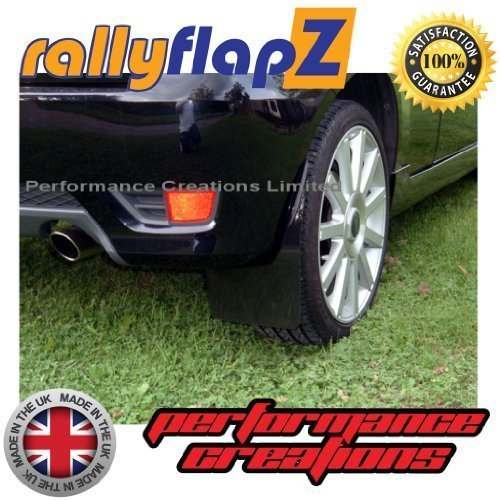 Full Set of 4 Mudflaps Including all Fixings//Hardware Required Made in the UK