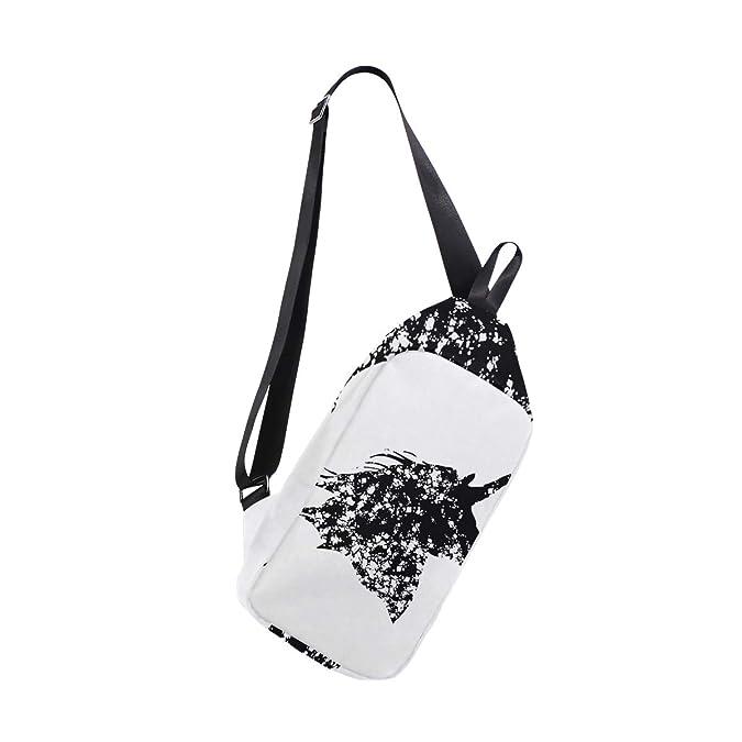 Amazon.com: SLHFPX - Mochila para mujer, diseño de unicornio ...