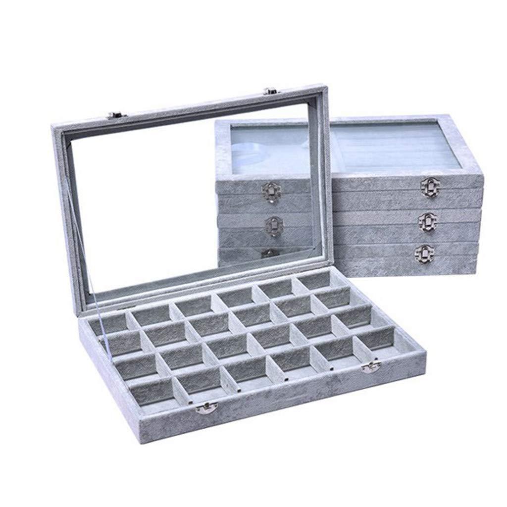 ❤Ywoow❤ Storage Rack, Desktop Storage Box Cosmetic Skin Care Products Plastic Storage Rack
