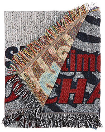 Commemorative Woven Mlb Tapestry Throw (MLB Cincinnati Reds Commemorative Woven Tapestry Throw, 48