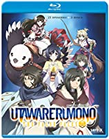 Utawarerumono: False Faces [Blu-ray] by Section 23