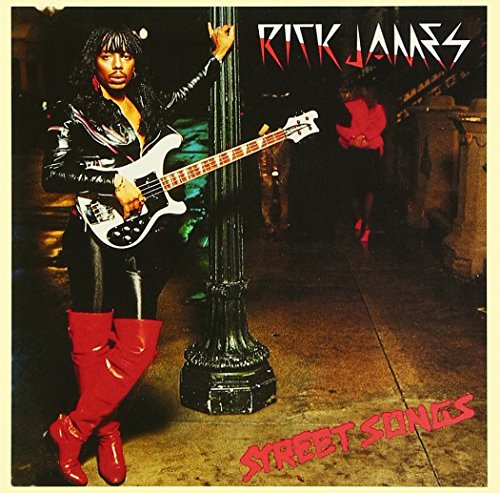 Rick James-Street Songs-Remastered-CD-FLAC-2013-THEVOiD Download