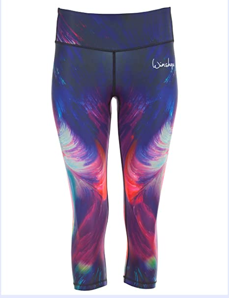 Winshape Damen Functional Colour Explosion Power Shape /¾ /¾ Leggings