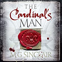The Cardinal's Man Audiobook by MG Sinclair Narrated by John Banks
