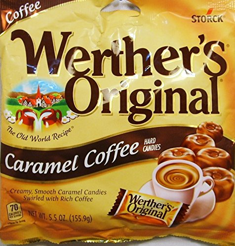 Werthers Original Caramel Candies Calories product image