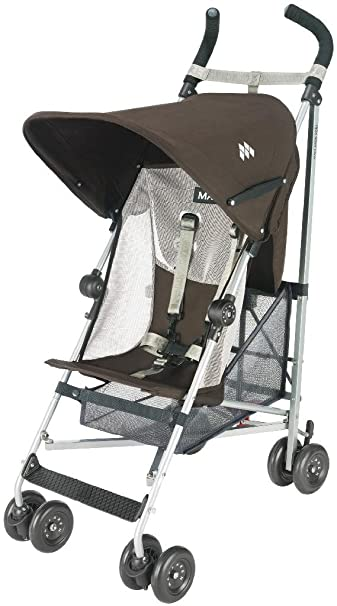 Maclaren Volo Stroller Coffee Silver Discontinued By Manufacturer
