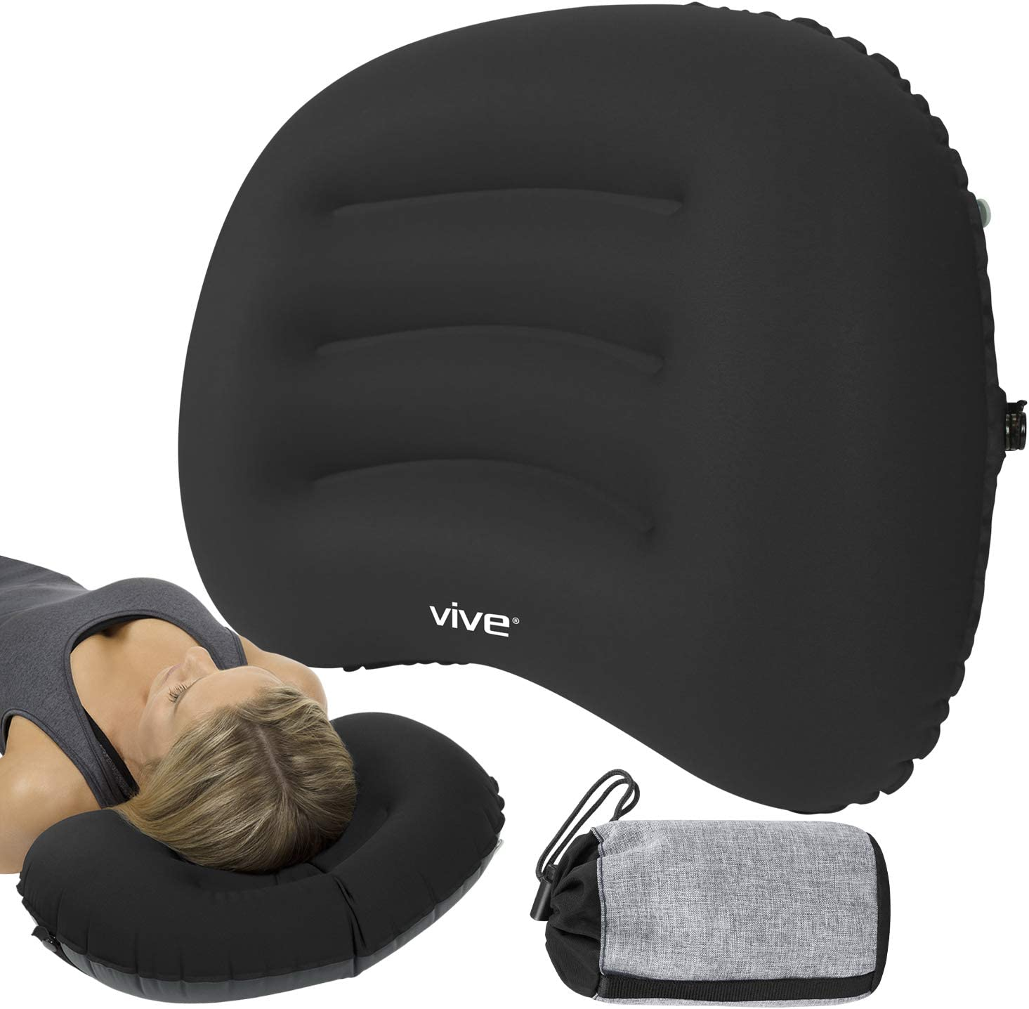 61XuW93o0GL. AC SL1500 - What Is The Best Car Cushion For Sciatica and Lower Back Pain? - ChairPicks