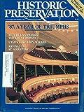 img - for Historic Preservation, v. 39, no. 6, November / December 1987 book / textbook / text book
