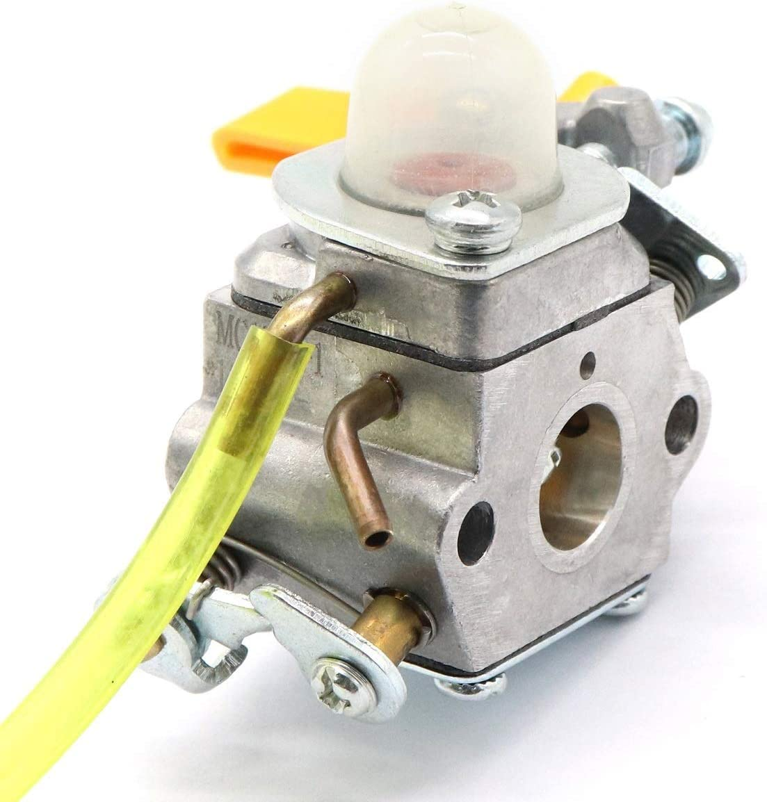 YEXIANG Carburador 30cc 26cc Ryobi y aleación de aluminio Homelite EBAY (Color : Silver): Amazon.es: Coche y moto