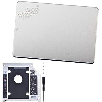 P Prettyia SSD 2.5 Pulgadas Disco Duro SGB3 de 240GB Fallas y ...