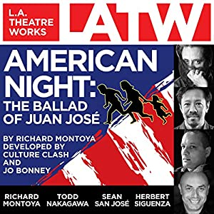 American Night: The Ballad of Juan Jose (Dramatized) Performance