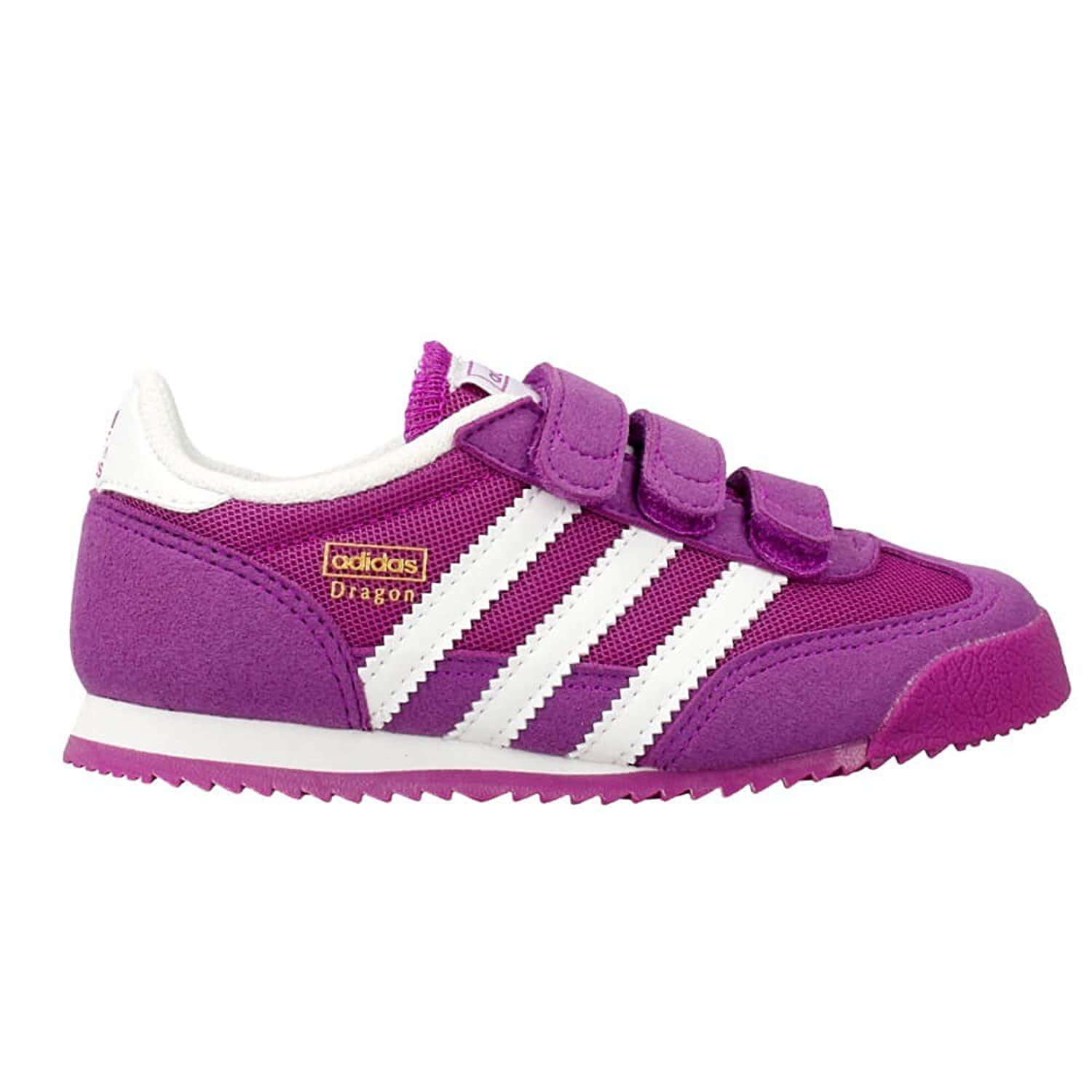 Adidas Zapatillas Dragon CF Morado/Blanco EU 27