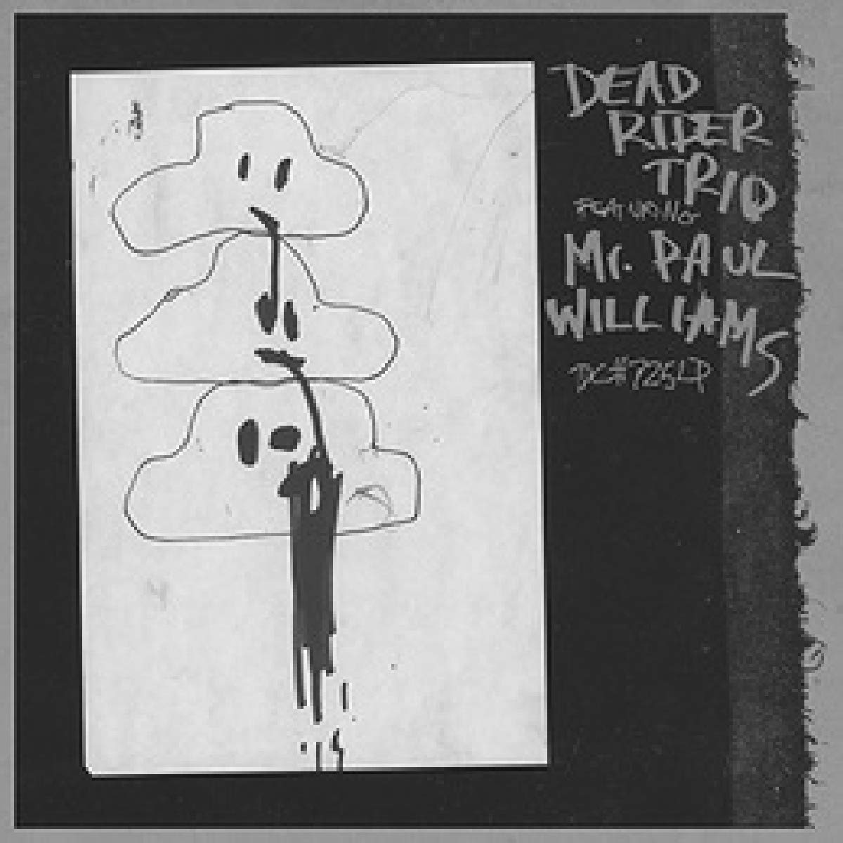 Vinilo : DEAD RIDER TRIO FEATURING MR. PAUL WILLIAMS - Dead Rider Trio (LP Vinyl)