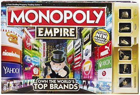 Hasbro Monopoly Empire Juego de Mesa, 5 x 26,7 x 40 cm: Monopoly: Amazon.es: Juguetes y juegos