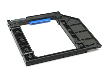 3CTOP 2ª HDD SSD Disco Duro Caddy para DELL Inspiron 3521,3537 ...