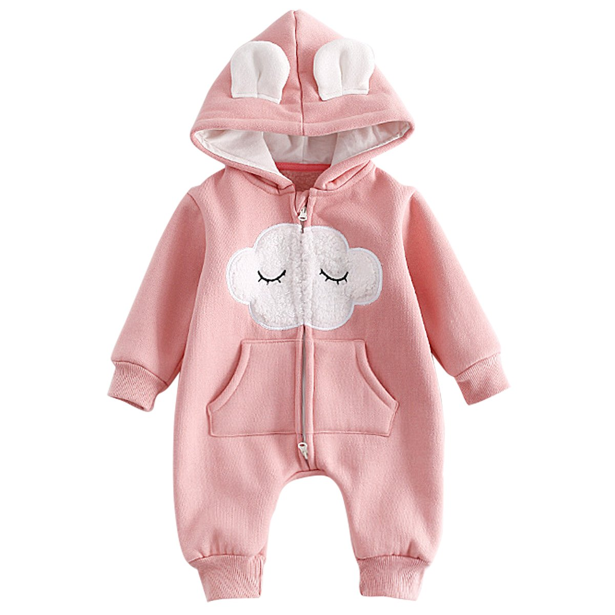 Bebone Baby Clothes Girls Boys Jumpsuit Kids Outwear