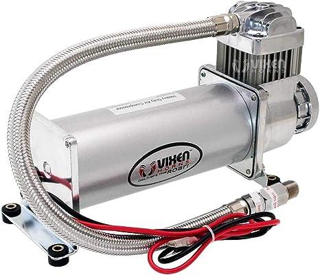 Amazon.com: Vixen Horns 200 PSI Heavy Duty Suspension/Air Ride/Bag/Train Horn Air Compressor/Pump with 3/8
