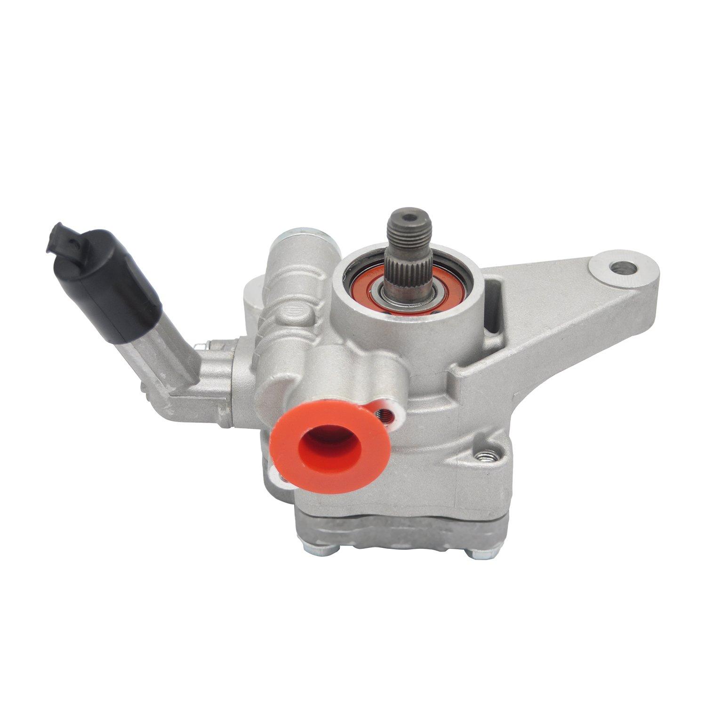 New Power Steering Pump Fits Honda Accord 2002 2001 2000 1999 1998 3.0L V6 6Cyl, 03-04 Pilot 3.5L, 01-03 Acura CL 3.2L, 01-02 ACURA MDX 3.5L, 99-03 ACURA TL 3.2L Mingzhou Auto Parts Co. ltd