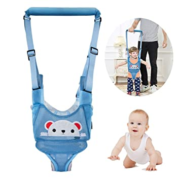 Amazon.com: Baby Walker, arnés de seguridad ajustable y ...