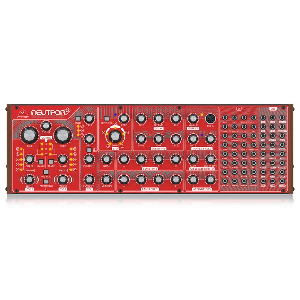 Behringer Synthesizer (NEUTRON/BEH) by Behringer (Image #3)