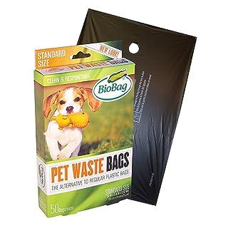 Bio Bag - Bolsas de Basura para Perros, 50 CT BioBag N/A