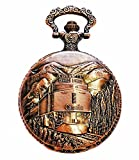 Canada Watches 2017 Birthday Regulation Railway Pocket Watch 5 of Limited Edition Licence C-12242 with Japanese Movement