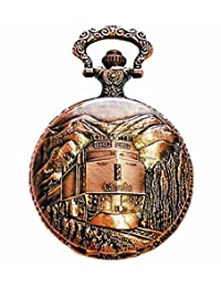 150 Canada 2017 Birthday Regulation Railway Pocket Watch 5 of Exclusive Collection With Japanese Movement, Licence C-12242