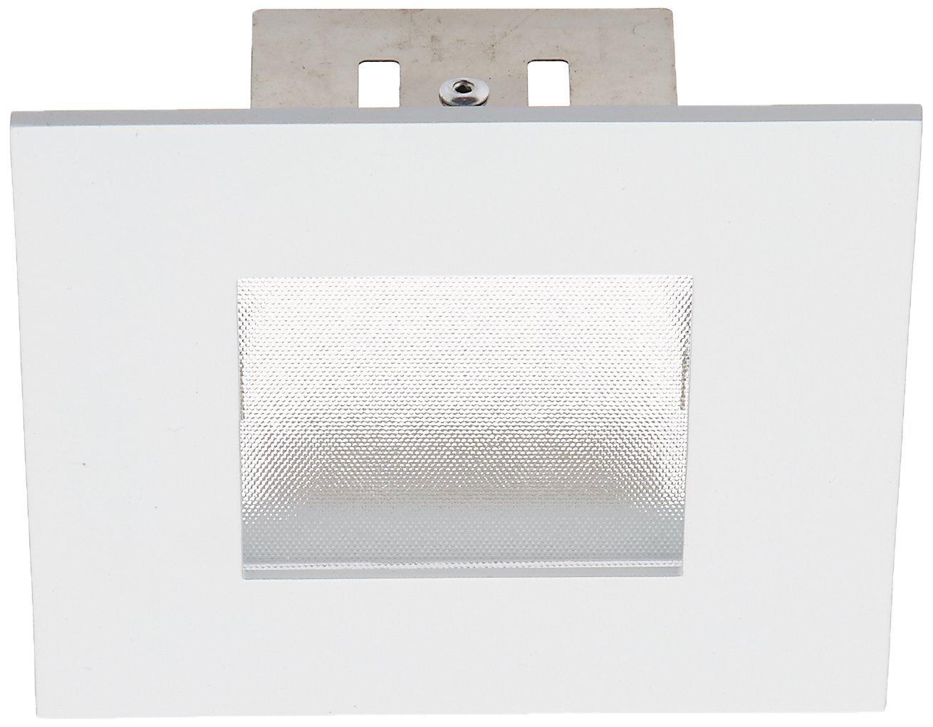 WAC Lighting HR-LED371-WT 3-Inch LED Downlight Trim Square