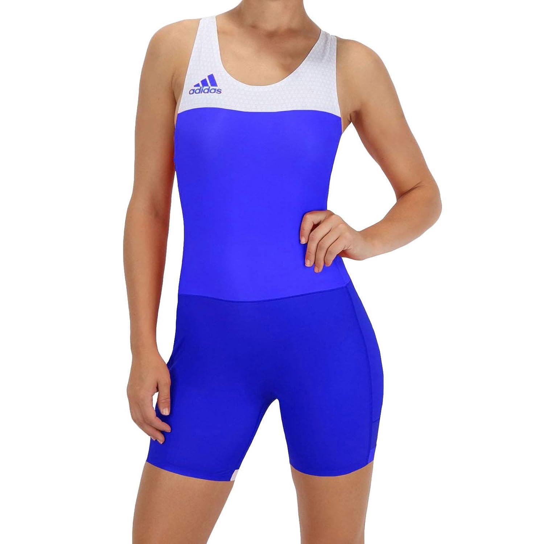 e5fb7f879bc6 adidas Performance Womens T. Fall Wrestling Singlet  Amazon.co.uk  Sports    Outdoors